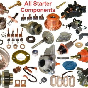 STARTER COMPONENTS