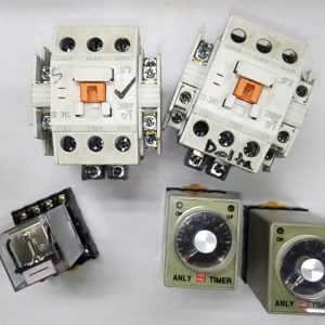 RELAYS & TIMERS